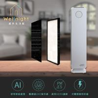 Wellnight 威奈 紫外線抑菌空氣清淨機專用雙效濾網 (UV-1608、UV-1609)