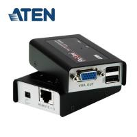 ATEN USB VGA Cat 5迷你型KVM延長器 (CE100)