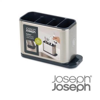 Joseph Joseph 不鏽鋼餐具瀝水收納架