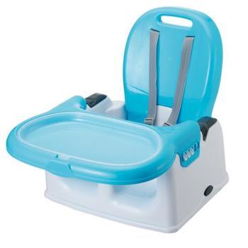 奇哥 攜帶式寶寶餐椅-2色選擇