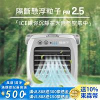 G2T ICE負離子微型個人保濕空氣清淨冰冷扇-G2T-ICE