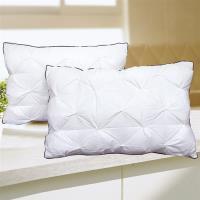 Victoria-式手工雲絲枕(2顆)