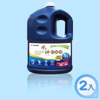 旺旺水神 抗菌液桶裝水5L 2入組