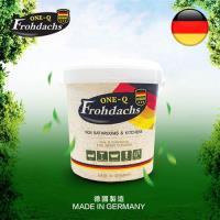 德國OneQ Frohdachs 馬桶/ 水管/ 水槽泡沫清潔霸1000g/ 罐