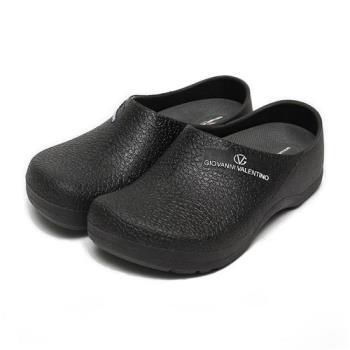 GIOVANNI VALENTINO 荷蘭鞋 黑 男女鞋 鞋全家福
