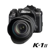 PENTAX K-1 II (黑) / 24-70 F2.8 大光圈標準變焦鏡組(公司貨)