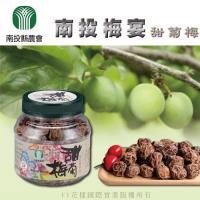 【南投縣農會】南投梅宴-甜菊梅 (300g-罐) x2罐組