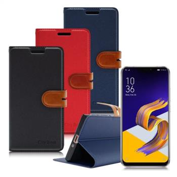 CITY for ASUS ZenFone  5Z ZS620KL 浪漫都會手機皮套