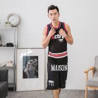 Jimmy Wang 男生吸排黑色ctrl背心
