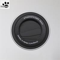 台灣製造Freemod半自動鏡頭蓋X-CAP2鏡頭蓋46mm鏡頭蓋Black黑色