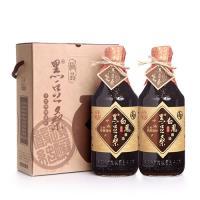 黑豆桑 靜釀珍味組-白鳳醬油2入組