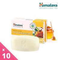 Himalaya喜馬拉雅 乳霜蜂蜜香皂10入組