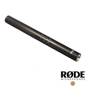 【RODE】電容式槍型麥克風 NTG4
