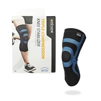 【BodyVine 巴迪蔓】醫療級超肌感貼紮防護護膝 (1只/盒)