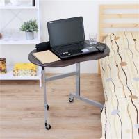 【頂堅】耐重型-活動式床邊桌/活動式電腦桌/活動式餐桌(附四個工業用輪子)-三色可選
