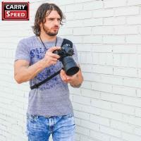 美國Carry Speed單眼相機減壓背帶FS-PRO MARK III斜揹背帶