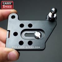 美國Carry Speed快拆板C-4(螺絲球頭不可轉動)