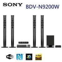 SONY 新力 3D 藍光家庭劇院組 BDV-N9200W (黑)