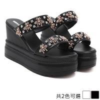 【Alice 】 (預購) 熱銷指定雙帶厚底涼鞋