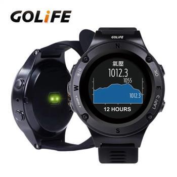 GOLiFE GoWatch X-PRO 2 全方位戶外心率GPS腕錶(送運動純棉毛巾)