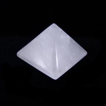 【寶峻晶石館】白水晶金字塔 5CM