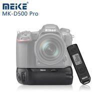 Meike 美科 Nikon D500 Pro 垂直手把(附遙控器)MB-D17