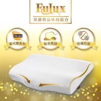 家購網嚴選 太空舒壓記憶枕頭(肩頸型) Fulux弗洛克