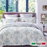Raphael拉斐爾 典雅 天絲特大四件式床包兩用被套組