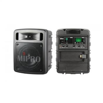 Mipro MA-303SB(藍芽/USB 鋰電池 超迷你手提式無線擴音機)袖珍型單頻道手提擴音機