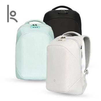 Korin Design ClickPack Joy防盜後背包-簡配(代理商公司貨)