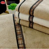 美國棉*低調奢華厚款毛巾 (12條裝  整打優惠價)~.~台灣興隆毛巾製~.~飯店等級厚度
