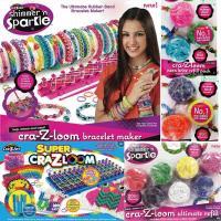 [ 美國Cra-Z-Art ] Cra-Z-Loom彩虹圈圈超值組合包(原價3000元)