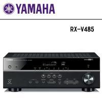 【YAMAHA】5.1 聲道網路AV環繞擴大機 RX-V485