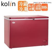 KOLIN 歌林 300公升 臥式冷凍櫃 KR-130F02