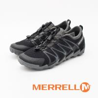MERRELL (男) TETREX 水陸兩棲運動鞋.溯溪鞋.登山健行鞋-黑