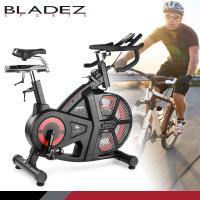 BLADEZ H9120-AirMag風扇磁控飛輪健身車