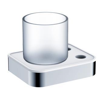 BOSS 304不鏽鋼杯架、牙刷架EZ-11005