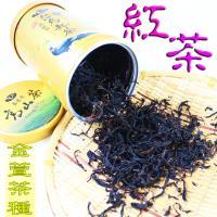 【鑫龍源有機茶園】有機紅茶-金萱品種1罐組(50g/罐)-附提袋/有機轉型期