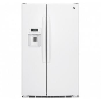 GE 美國 奇異 GSS25GGWW 733L 對開門冰箱 白色