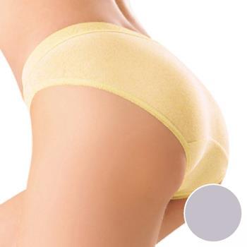 華歌爾 新伴蒂內褲M-LL超低腰三角款(灰)