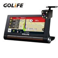 GOLiFE GoPad X 智慧四合一中控行車導航平板 (內附倒車顯影鏡頭組)(送16G+旅行收納盥洗包)