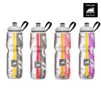 Polar Bottle 24oz 保冷水壺 自行車競賽系列  城市綠洲
