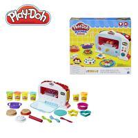 Play-Doh培樂多-廚房系列-神奇烤箱組