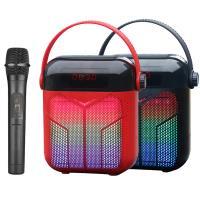 大聲公巧福型無線式多功能手提行動音箱/喇叭 (單手持麥克風組)