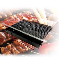 金德恩 台灣製造 2組專利產品折疊拋棄式烤肉爐/燒烤/中秋節/露營/烤肉