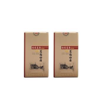 【茗揚四海】比賽工法茶買兩斤送一斤清香型凍頂烏龍(共12盒)