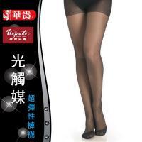 【華貴】15雙入-光觸媒消臭抗菌透明彈性絲襪(NO.2169)