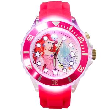 【Disney迪士尼】 閃燈手錶 -  The Little Mermaid  小美人魚 愛麗兒