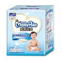 滿意寶寶尿布 瞬潔乾爽紙尿褲XL(168片/箱)