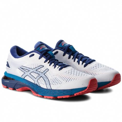 ASICS GEL-KAYANO 25 男 慢跑鞋 1011A019-100